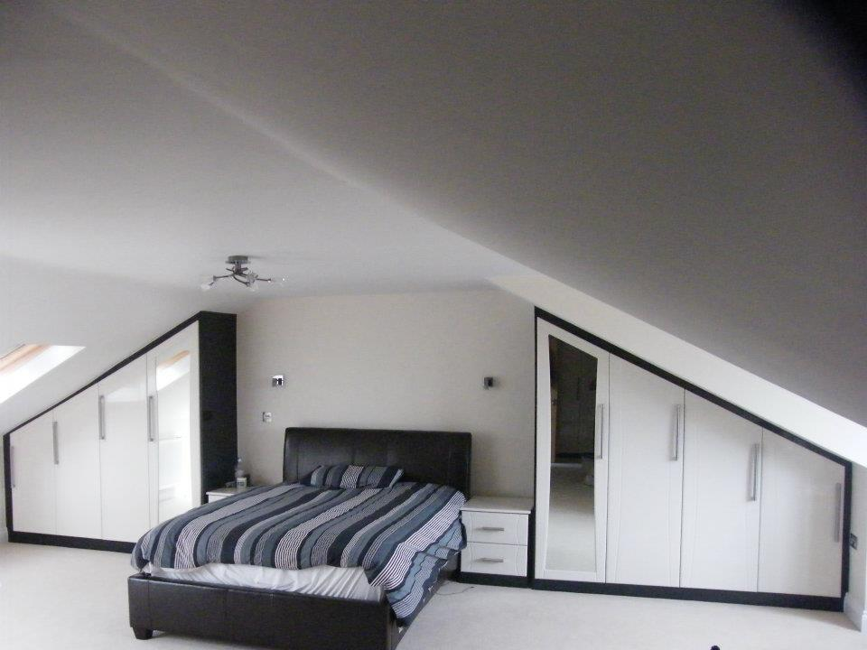 Fitted Wardrobes Loft Rooms