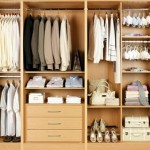 Customised Fitted Wardrobe Interior
