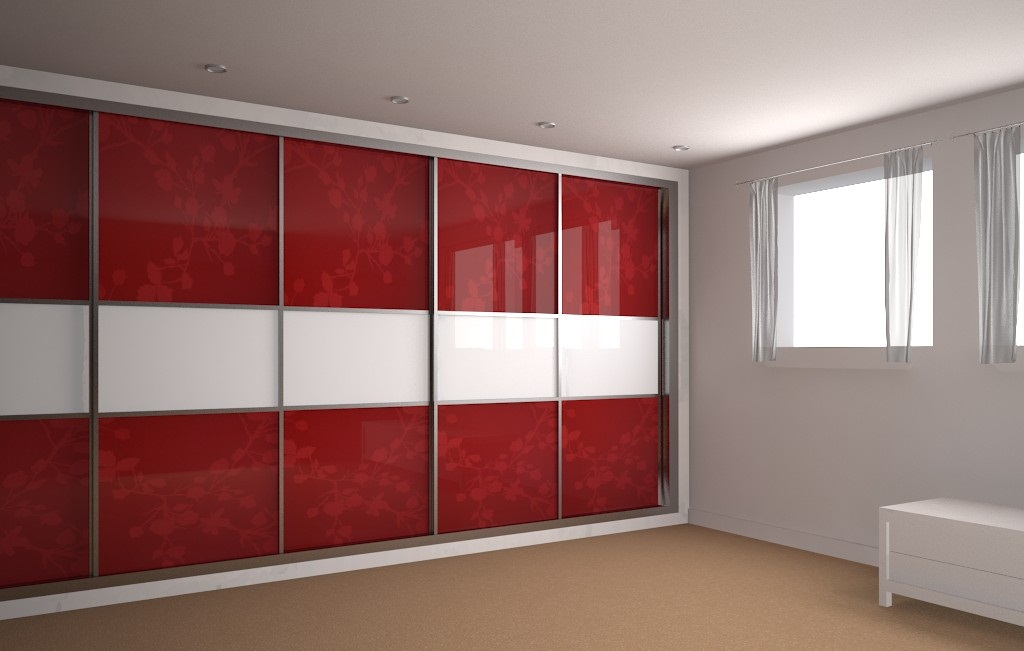Acrylic high gloss kitchen cabinet door buy glass front kitchen - Sliding Door Red Gloss Sliding Doors Bathroom Vanities